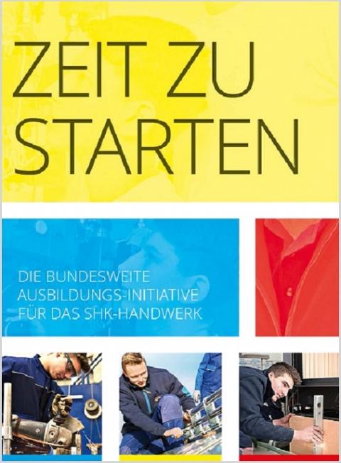 Logo Initiative ZEIT ZU STARTEN