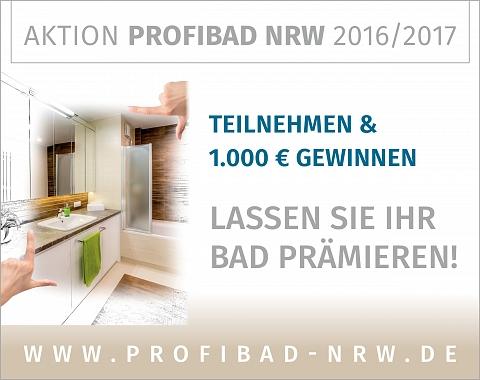 Aktion ProfiBad NRW 2017