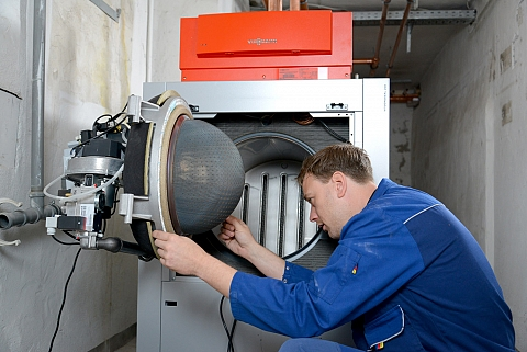 Moderne Gasbrennwertgeräte sind deutlich leichter zu überprüfen. Nichtsdestotrot