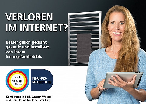 Verloren im Internet?