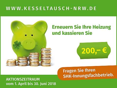 """Kampagne """"Kesseltausch NRW"""" 2019"""